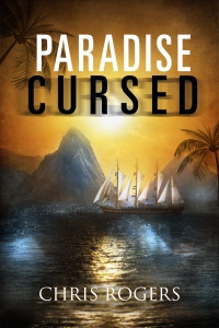 Paradise Cursed ebook cover
