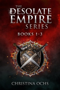 The Desolate Empire Series v2